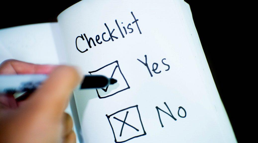 Finanzen Tools Checklisten Apps Empfehlungen
