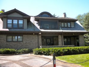 warren buffet house omaha